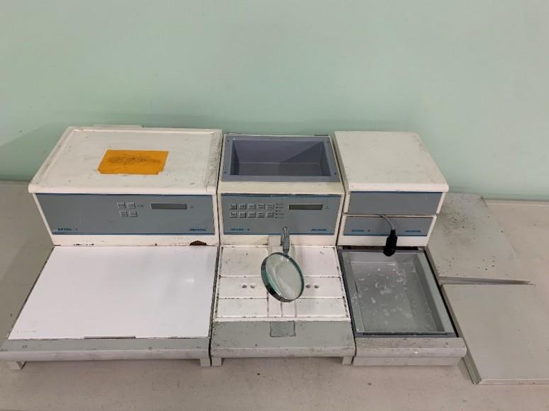 MICROM SP280 Embedding Center