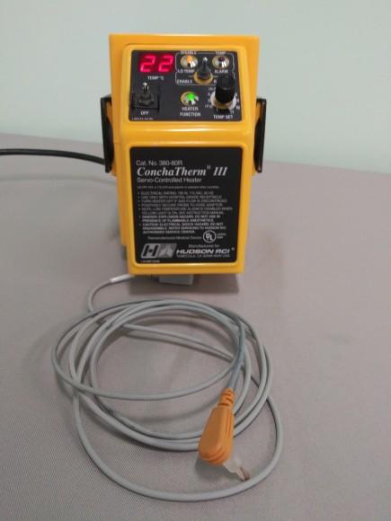 HUDSON RCI Cat. No. 380-80R Humidifier / Heater #974