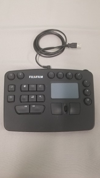 FUJIFILM Custom Workflow Keypad