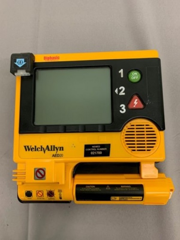 Welch Allyn AED 20 Defibrillator