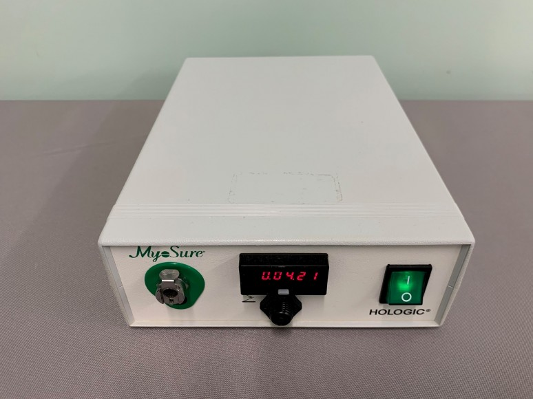 HOLOGIC MyoSure Hysteroscopic Tissue Removal Control Unit