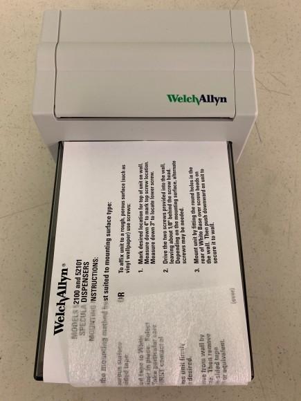 WELCH ALLYN 52100 KleenSpec Dispenser