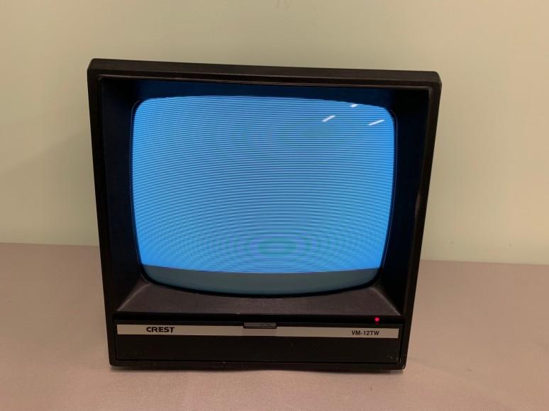 CREST VM 12 TV TV