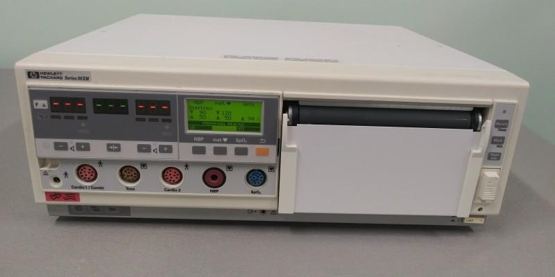 QTY: 5 - PHILIPS HP Series 50 XM Fetal Monitor
