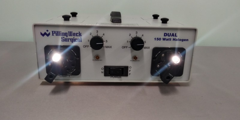 PILLING WECK 150-Watt Halogen Series Light Source