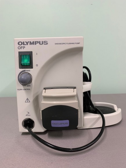 QTY: 2 - OLYMPUS OFP Flushing Pump