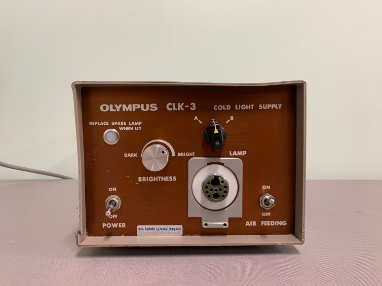 QTY: 2 - OLYMPUS CLK-3 Light Source
