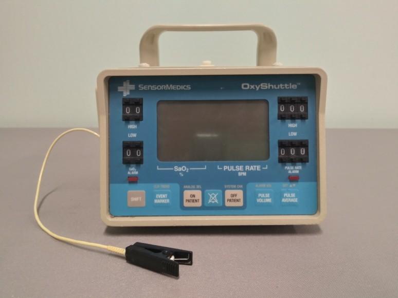 SENSORMEDICS OxyShuttle Oximeter - Pulse
