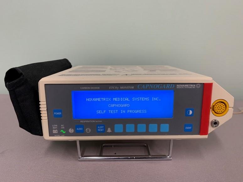 NOVAMETRIX Capnogard Co2 Monitor